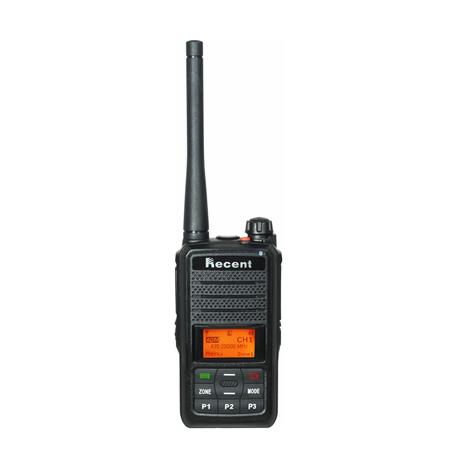 RS-339DL 3W DMR Digital Handheld Radio with Recording Function