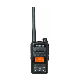RS-339DL 3W DMR Digital Handheld Radio with Recording Function
