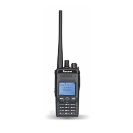 RS-619D 5W dPMR Digital Handheld Radio