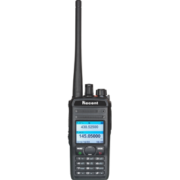RS-569D VHF&UHF Dual Band DMR Digital Handheld Radio